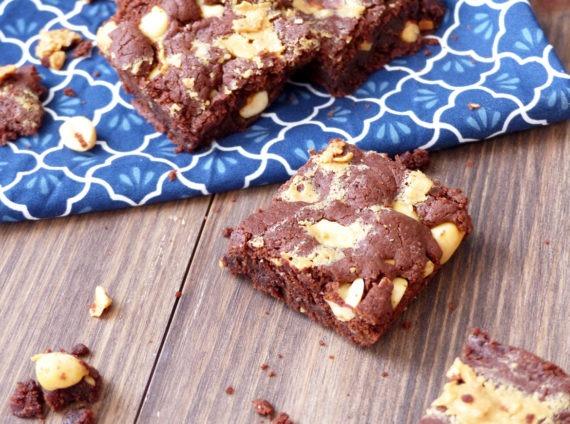 vignette brownie cacahuete sans gluten