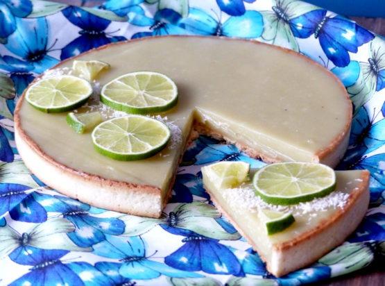 vignette tarte coco citron vert