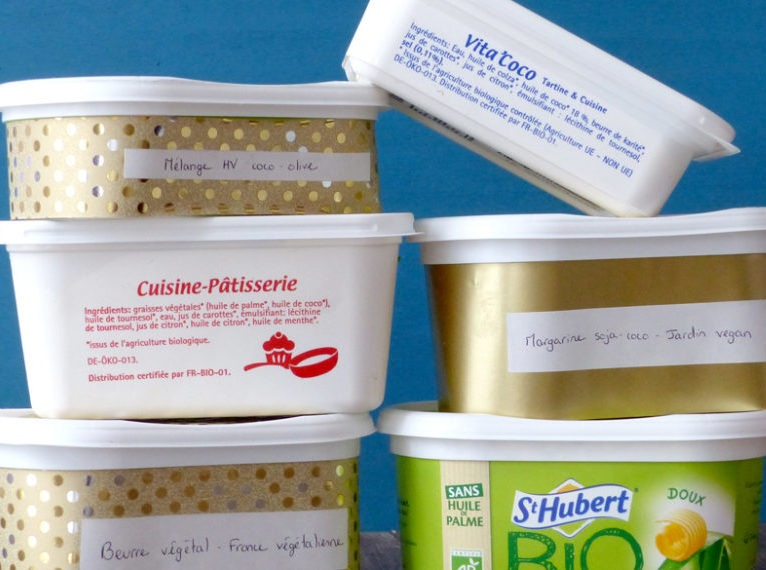 vignette banc d'essai - margarine