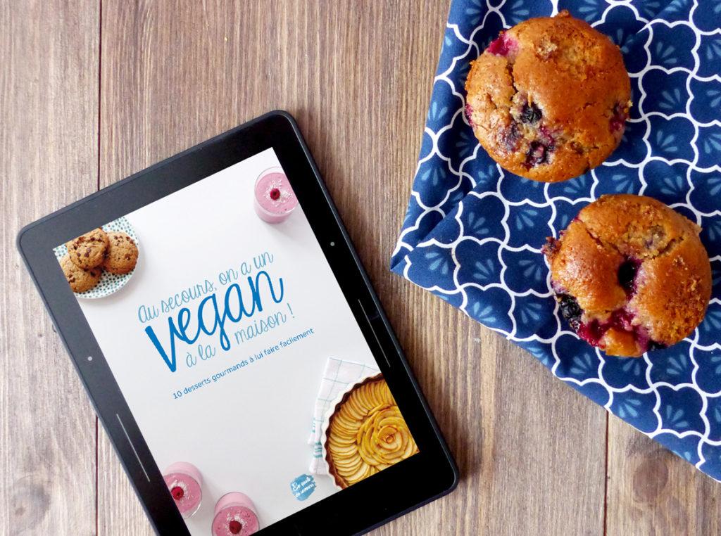 e-book On a un Vegan a la maison